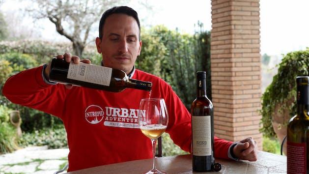 Urban Adventures Wine Tour
