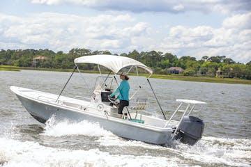 Sea Fox Fishing Boat