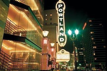 Portland Oregon Theater
