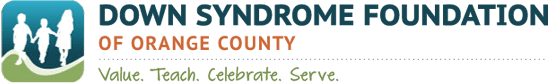 Down Syndrome Foundation of Orange County Company Logo