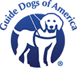Guide Dogs of America Company Logo
