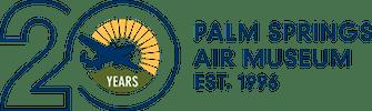 Palm Springs Air Museum Company Logo