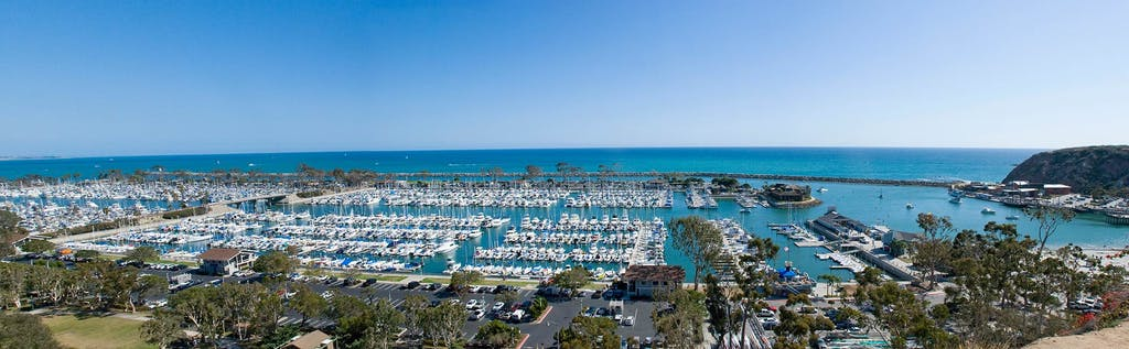 Panoramic View of Dana Point Harbor (© Alexander Reitter | Dreamstime)