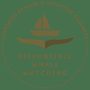 World Cetacean Alliance Responsible Whale Watching Partner logo