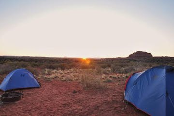 Canyonlands Needles Outpost tents