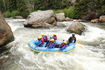 Rafting in Colorado