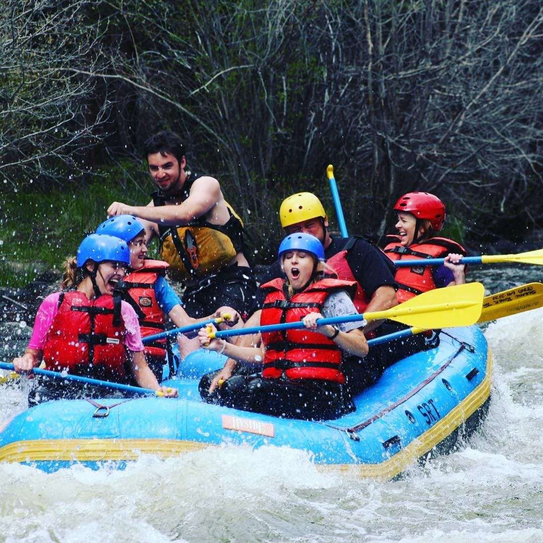 Scenic River Tours Inc | Gunnison Whitewater Rafting ...