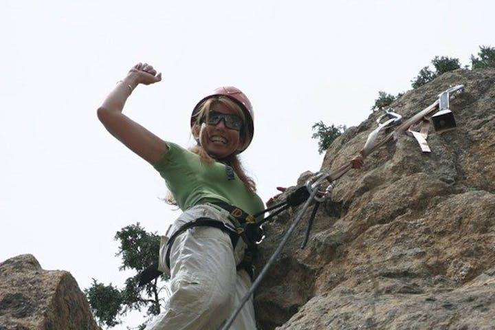 rock climbing near gunnison colorado