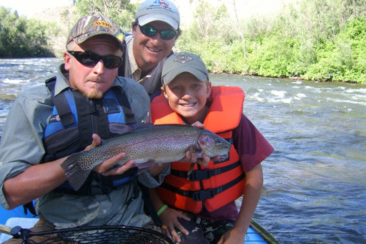 Float Fishing in Gunnison, CO   Scenic River Tour Inc