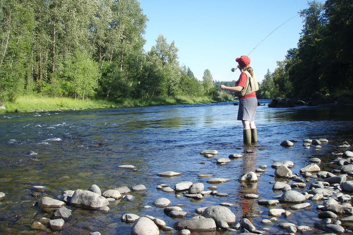 Fly Fishing in Gunnison, Colorado