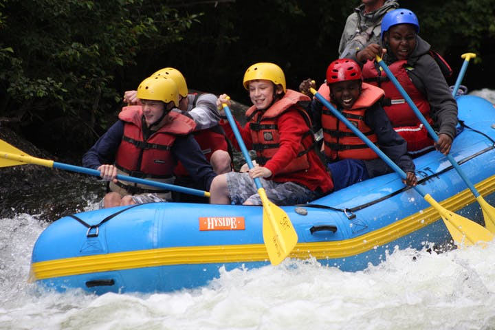 Whitewater Rafting in the San Miguel River