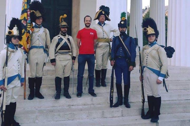 Auf den Spuren Napoleons