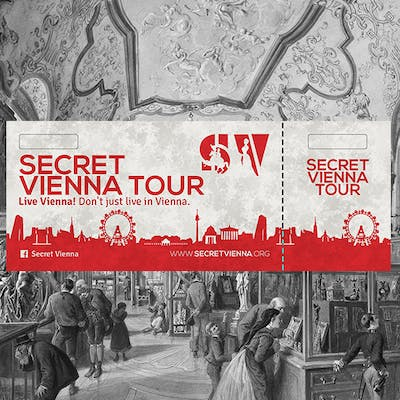 Secret Vienna Tour Ticket