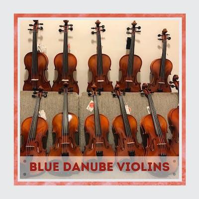 Blue Danube Violins Vienna