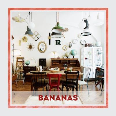 Bananas Vienna