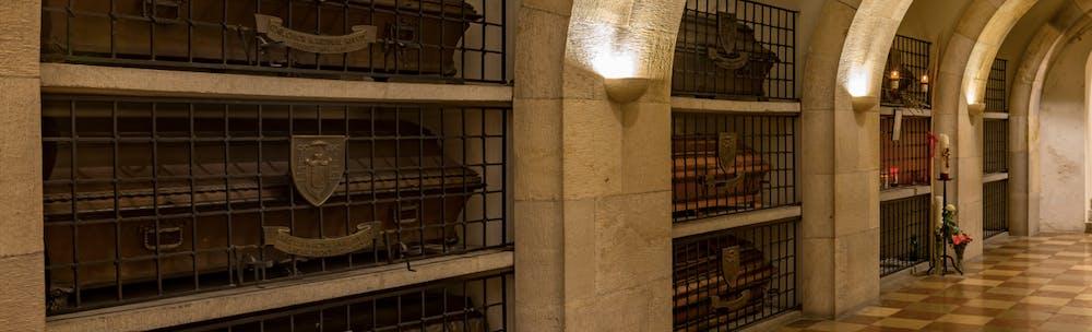 Stephansdom catacombs- Secret Vienna