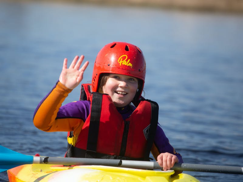 Example of Kayaking Taster Session