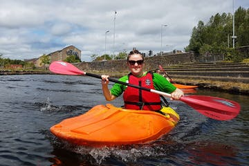 Kayak in Glasgow