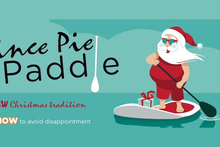 Mince Pie Paddle