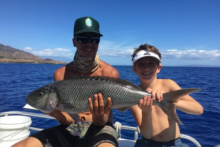 Fishing Charters In Maui