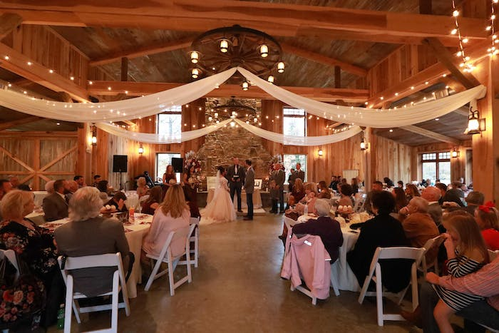 Private Events Barn In Melber, KY