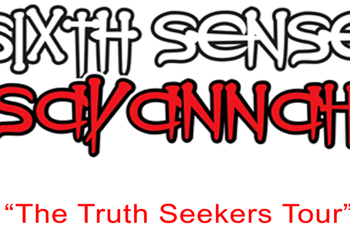 Sixth Sense Savannah Ghost Logo