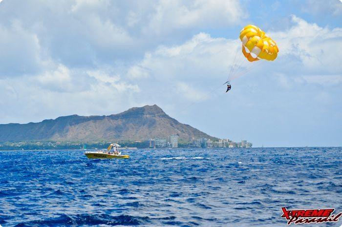 Groupon parasailing waikiki