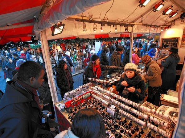 New York Holiday Markets