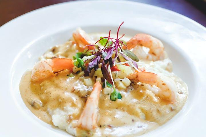 shrimp-grits