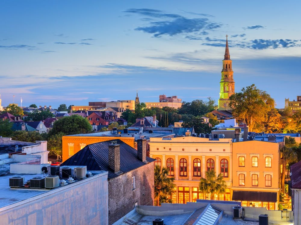 It S No Secret That Holy City Sunsets And Charleston Waterfronts Are Some Of The Most Coveted Views Around Think Instagram Likes But Where Can You