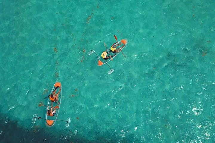 Kayak Le Gosier
