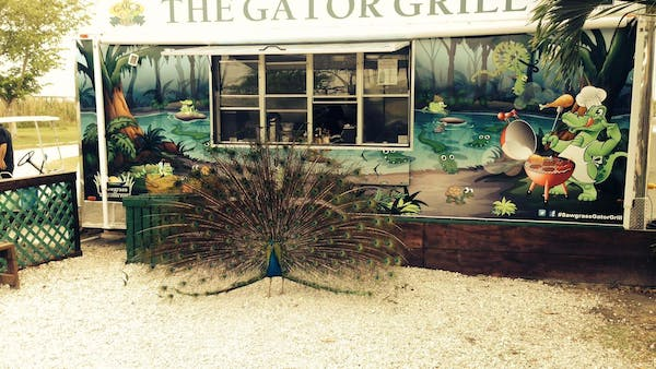The Gator Grill Food Truck