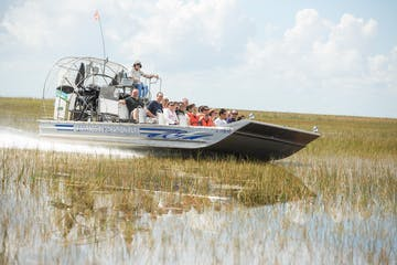 Everglades Airboat
