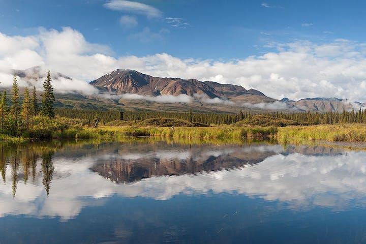 Morning photo tour mountains