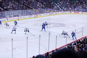 Vancouver Canucks Hockey
