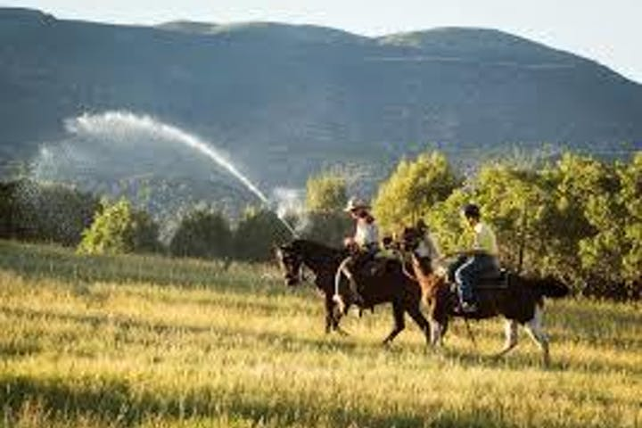 horseback riding near denver colorado