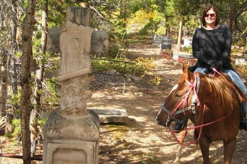 horseback riding idaho springs