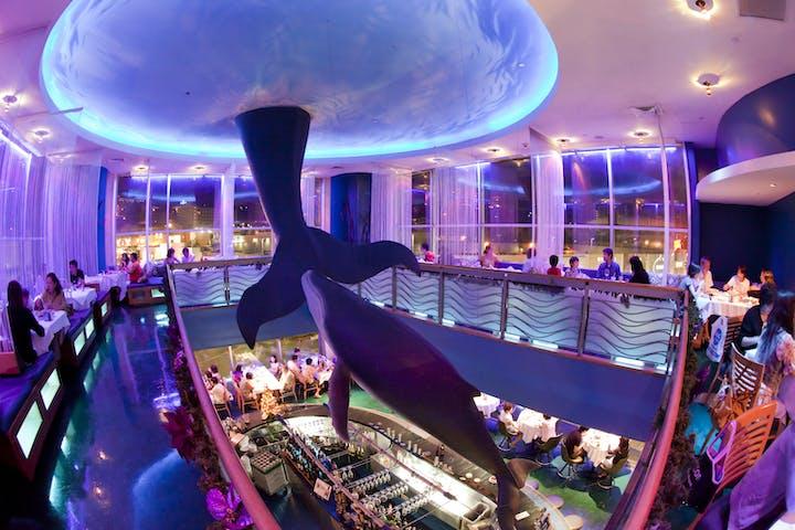 Sky lounge in Guam