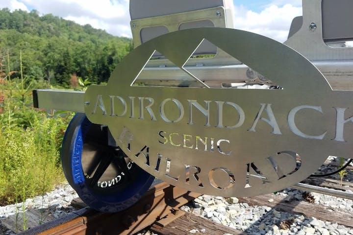 Adirondack railbikes