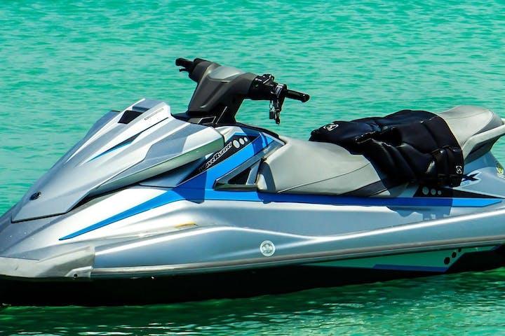 New Yamaha Waverunners