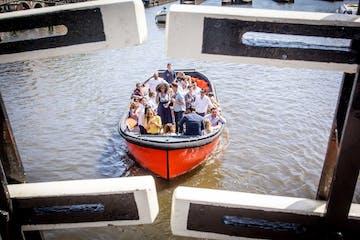 Private Boat Rental in Amsterdam