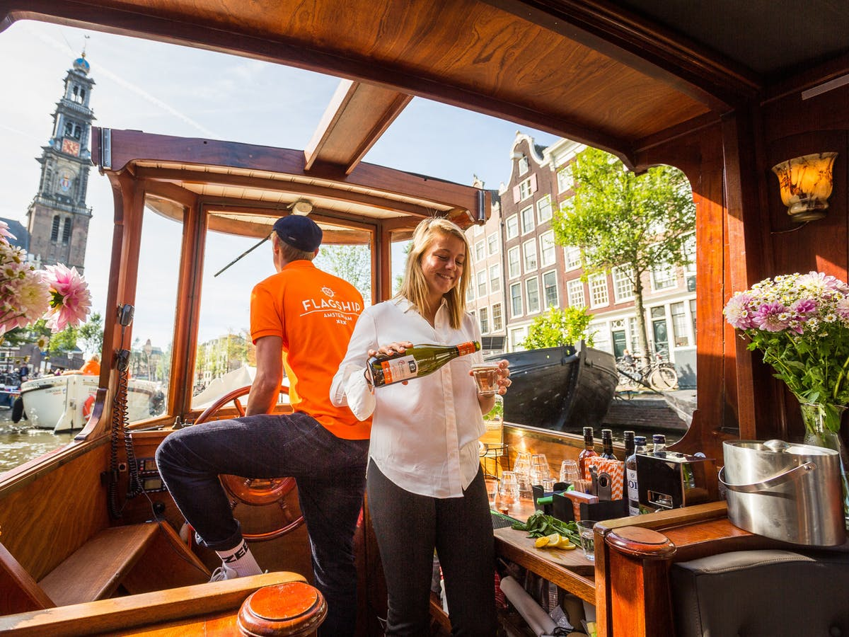 Jobs in amsterdam on boat