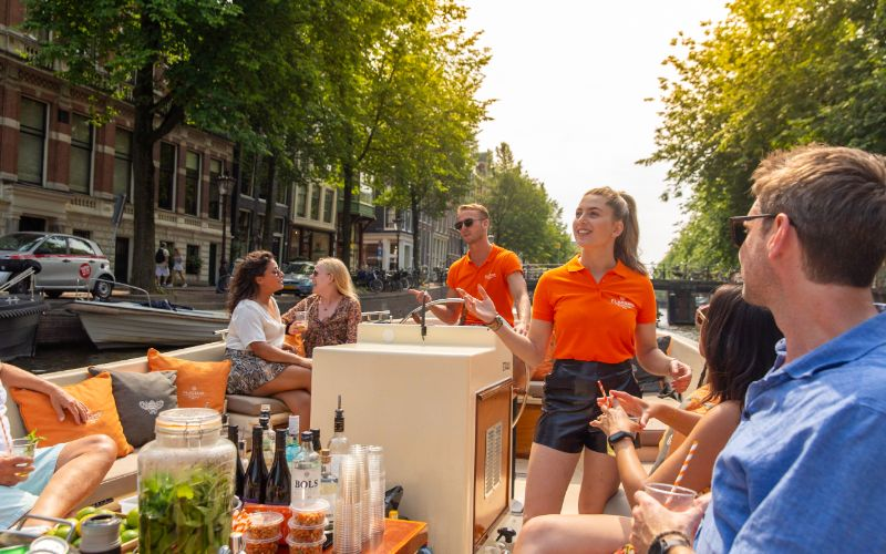 Want the best job in Amsterdam