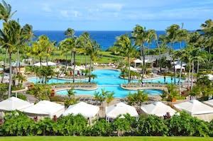Ritz Carlton in Kapalua is near the best Maui scuba diving.