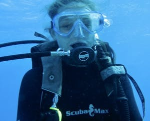 Maui scuba diving lessons experienced for the first time ever!