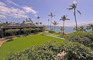 Mauian Hotel is Hawaiian-owned in Napili Bay.