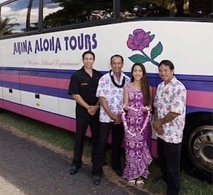 Akina Tours is Hawaiian-owned.