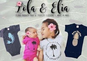 Lola and Elia is Hawaiian-owned.
