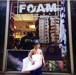 The Foam Co is Hawaiian-owned.