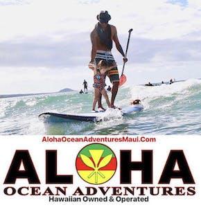Aloha Ocean Adventures is Hawaiian-owned.
